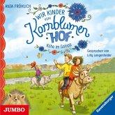 Kühe im Galopp / Wir Kinder vom Kornblumenhof Bd.3 (1 Audio-CD)