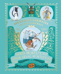 Die Königlichen Kaninchen auf Diamantenjagd (Bd. 3) - Montefiore, Santa; Montefiore, Simon Sebag