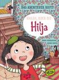 Hallo, hier ist Hilja