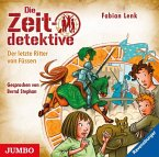 Der letzte Ritter von Füssen / Die Zeitdetektive Bd.41 (1 Audio-CD)
