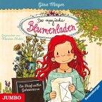 Ein Brief voller Geheimnisse / Der magische Blumenladen Bd.10 (1 Audio-CD)