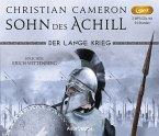 Sohn des Achill / Der lange Krieg Bd.1 (2 Audio-CD, MP3)