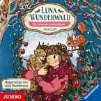 Ein Luchs mit Liebeskummer / Luna Wunderwald Bd.5 (1 Audio-CD)