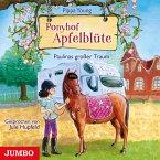 Paulinas großer Traum / Ponyhof Apfelblüte Bd.14 (1 Audio-CD)