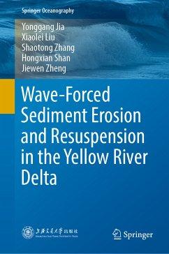 Wave-Forced Sediment Erosion and Resuspension in the Yellow River Delta (eBook, PDF) - Jia, Yonggang; Liu, Xiaolei; Zhang, Shaotong; Shan, Hongxian; Zheng, Jiewen