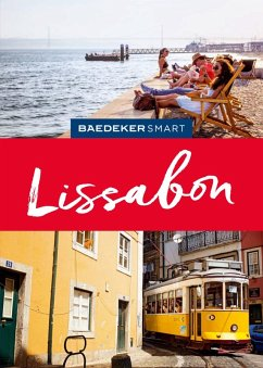 Baedeker SMART Reiseführer Lissabon (eBook, PDF) - Schetar-Köthe, Daniela