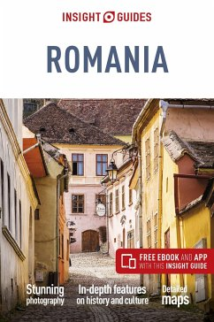 Insight Guides Romania (Travel Guide with Free eBook) - Insight Guides