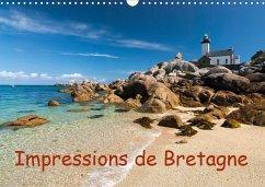 Impressions de Bretagne (Calendrier mural 2020 DIN A3 horizontal)