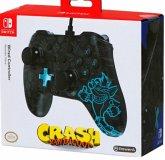 PowerA Wired Controller, Crash Bandicoot-Design, für Nintendo Switch