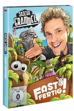 Fast Fertig! (Doppel-Dvd) - Grammel,Sascha