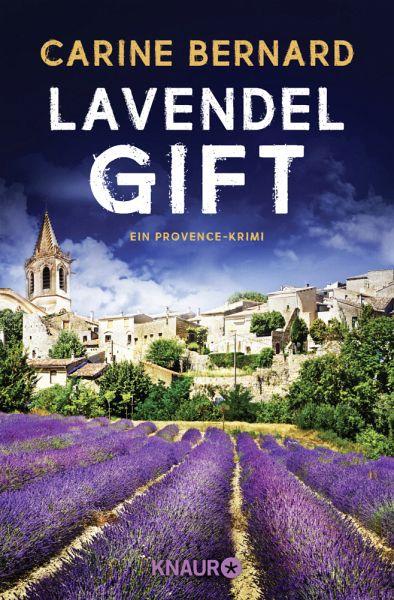 Buch-Reihe Lavendel-Morde