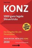Konz, 1000 ganz legale Steuertricks 2020