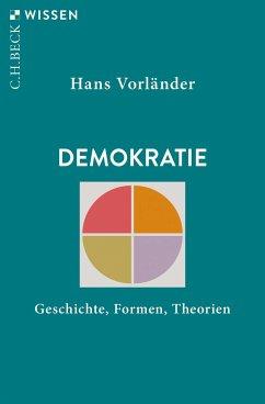 Demokratie - Vorländer, Hans