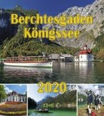 Berchtesgaden Königssee Postkartenkalender 2020