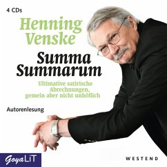 Summa Summarum, 4 Audio-CDs - Venske, Henning
