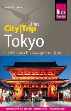 Reise Know-How Reiseführer Tokyo (CityTrip PLUS) - Lutterjohann, Martin