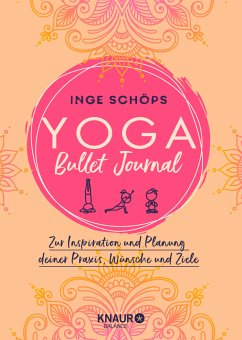 Yoga Bullet Journal - Schöps, Inge