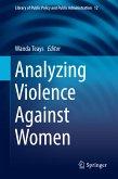 Analyzing Violence Against Women (eBook, PDF)