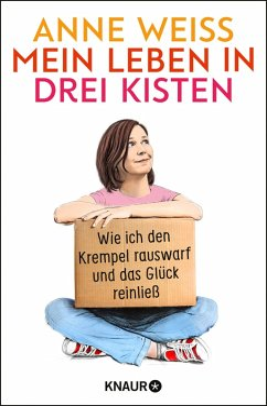 Mein Leben in drei Kisten (eBook, ePUB) - Weiss, Anne