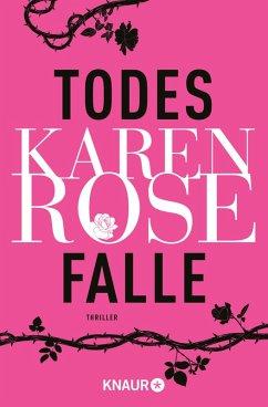 Todesfalle / Baltimore Bd.5 (eBook, ePUB) - Rose, Karen