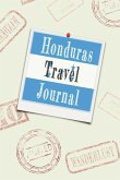 Honduras Travel Journal: Blank Lined Diary