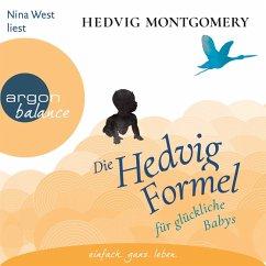 Die Hedvig-Formel für glückliche Babys / Die Hedvig Formel Bd.2 (MP3-Download) - Montgomery, Hedvig