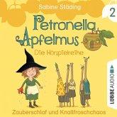 Zauberschlaf und Knallfroschchaos / Petronella Apfelmus Bd.2 (MP3-Download)