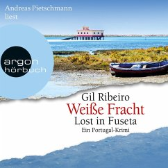 Weiße Fracht / Leander Lost Bd.3 (MP3-Download) - Ribeiro, Gil