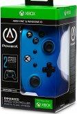 PowerA Wired Controller, Sapphire Fade, für Xbox One und PC, blau