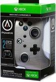 PowerA Wired Controller, Brushed Aluminium, für Xbox One und PC