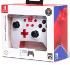 PowerA Enhanced Wireless Controller, White, für Nintendo Switch