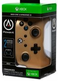 PowerA Wired Controller, Gold, für Xbox One und PC