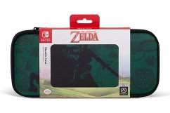PowerA Stealth Case, Zelda, Etui, Schutz-Tasche für Nintendo Switch, grün