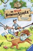 Raubtierzähmen für Anfänger / Die wilde Baumhausschule Bd.1 (eBook, ePUB)