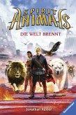 Die Welt brennt / Spirit Animals Bd.11 (eBook, ePUB)