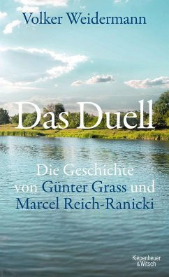Das Duell - Weidermann, Volker