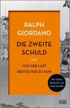 Die zweite Schuld - Giordano, Ralph