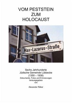 Vom Peststein zum Holocaust (eBook, ePUB)