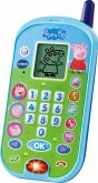 Vtech Peppas Lerntelefon Peppa Pig