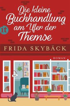 Die kleine Buchhandlung am Ufer der Themse - Skybäck, Frida