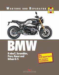 BMW R nineT, Scrambler, Pure, Racer & Urban G/S - Coombs, Matthew