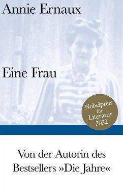 Eine Frau - Ernaux, Annie