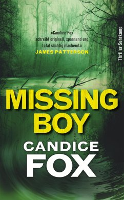 Missing Boy - Fox, Candice