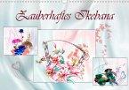 Zauberhaftes Ikebana (Wandkalender 2020 DIN A3 quer)