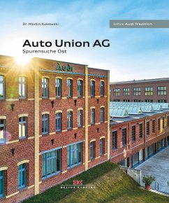 Auto Union AG - Kukowski, Martin; Warter, Stefan