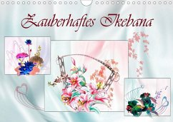 Zauberhaftes Ikebana (Wandkalender 2020 DIN A4 quer) - Djeric, Dusanka