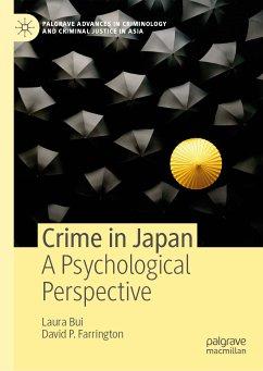 Crime in Japan (eBook, PDF) - Farrington, David P.; Bui, Laura