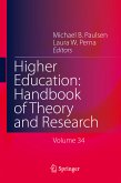 Higher Education: Handbook of Theory and Research (eBook, PDF)