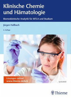 Klinische Chemie und Hämatologie (eBook, PDF) - Hallbach, Jürgen