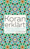 Koran erklärt (eBook, ePUB)